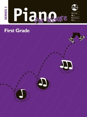 Ameb Piano For Leisure Gr 1 Series 3