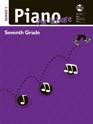 Ameb Piano For Leisure Gr 7 Series 3