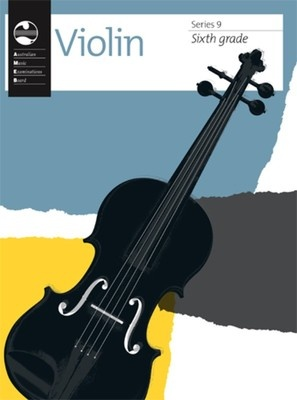 Ameb Violin Gr 6 Series 9