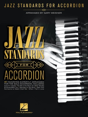 Jazz Standards For Accordion