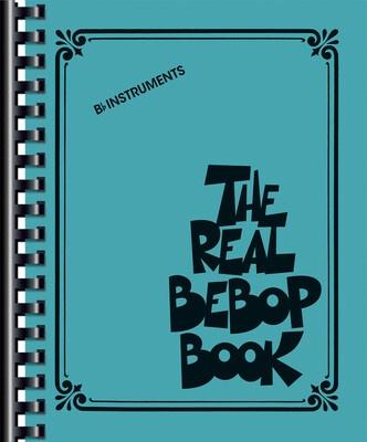 The Real Bebop Book B Flat Instruments