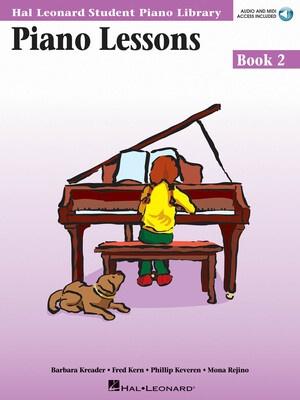 Hlspl Lessons Bk 2/cd