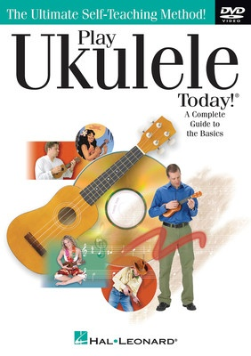 Play Ukulele Today Dvd