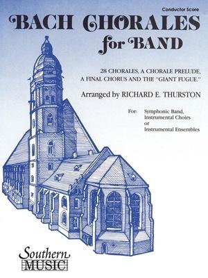 Bach Chorales For Band Baritone Tc