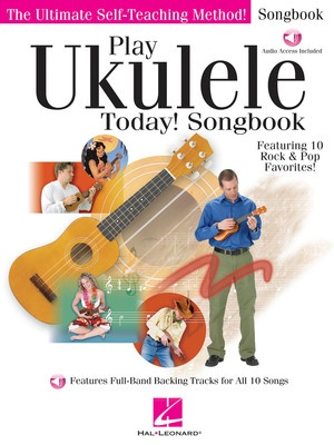 Play Ukulele Today! Songbook Bk/ola