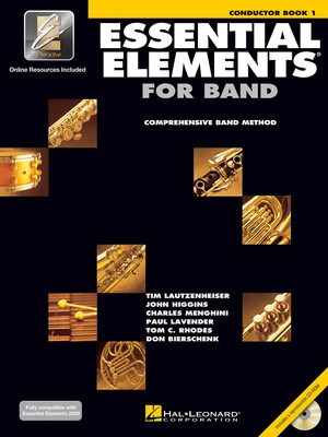 Essential Elements For Band Bk 1 Conductor Eei