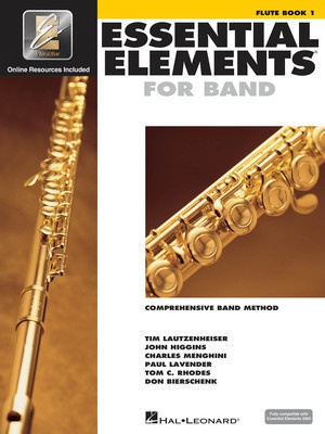 Essential Elements For Band Bk 1 Flute Eei