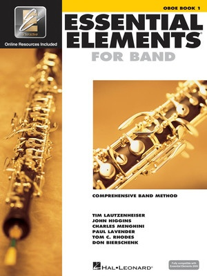 Essential Elements For Band Bk 1 Oboe Eei