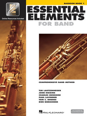 Essential Elements For Band Bk1 Bassoon Eei