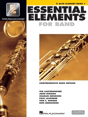 Essential Elements For Band Bk 1 Alto Cla Eei