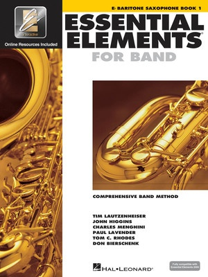Essential Elements For Band Bk 1 Bar Sax Eei