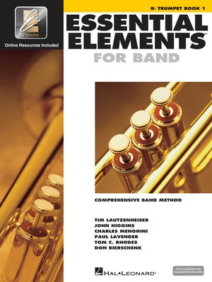 Essential Elements For Band Bk 1 Trumpet Eei