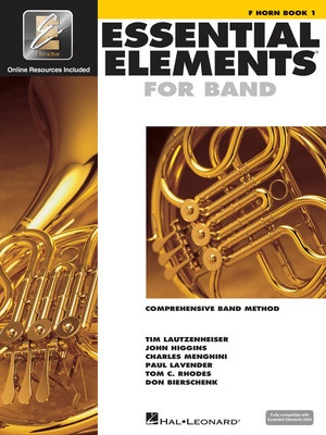 Essential Elements For Band Bk 1 Horn Eei