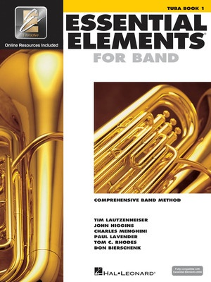 Essential Elements For Band Bk 1 Tuba Eei