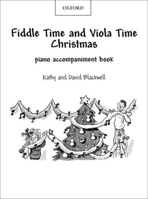 Fiddle Time And Viola Time Christmas Piano Accom