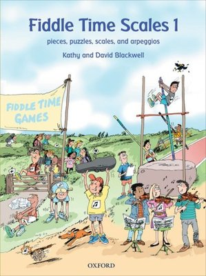 Fiddle Time Scales Bk 1