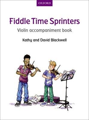 Fiddle Time Sprinters Violin Accomp