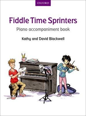 Fiddle Time Sprinters Piano Accomp