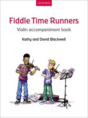 Fiddle Time Runners Violin Accomp
