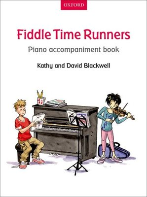 Fiddle Time Runners Piano Accomp