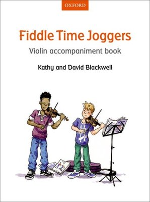 Fiddle Time Joggers Violin Accomp