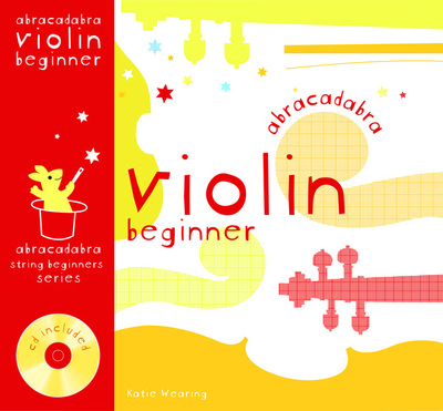 Abracadabra Violin Beginner BK/CD