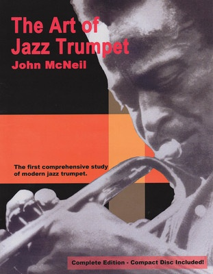 Art Of Jazz Trumpet Bk 1 And Bk 2 Complete