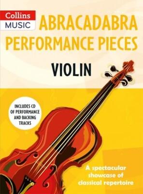 Abracadabra Performance Pieces Violin