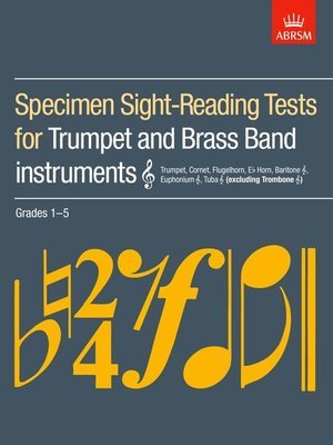 A B Tpt Specimen Sight Reading Tests Gr 1-5