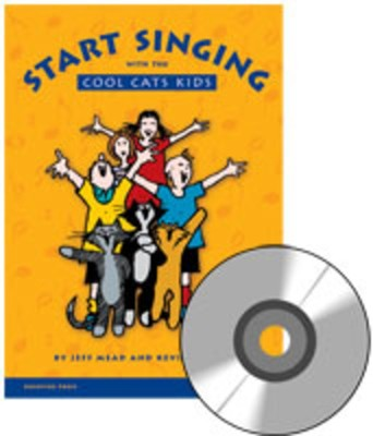 Start Singing With The Cool Cats Kids Bk/2cd