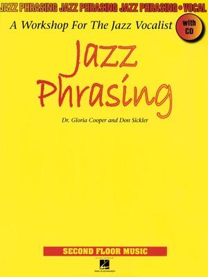 Jazz Phrasing For The Jazz Vocalist BK/CD