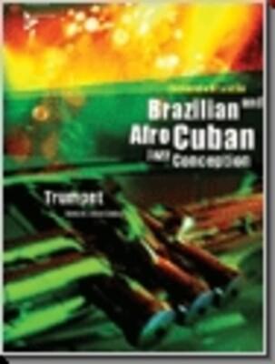 Brazilian Afro Cuban Jazz Conception Tpt BK/CD