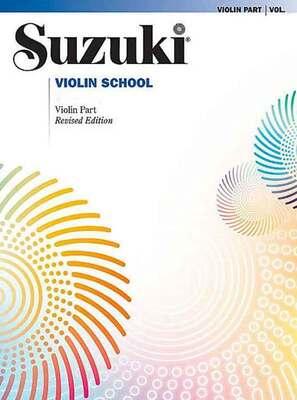Suzuki Violin School Vol 7 Bk New Ed