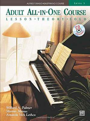 Ab Adult All In One Piano Course Bk 3