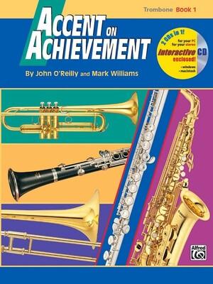Accent On Achievement Bk 1 Trb