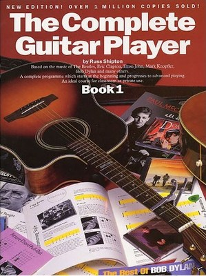 Complete Guitar Player Bk 1 New Edition