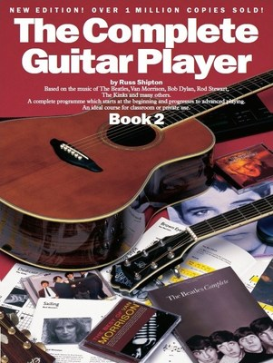 Complete Guitar Player Bk 2 New Edition