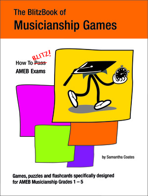 Blitzbook Of Musicianship Games