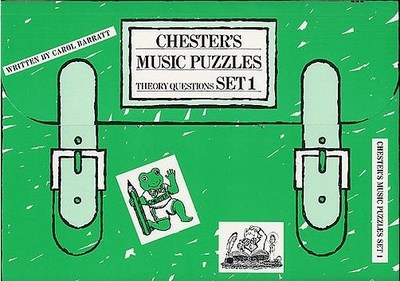 Chesters Music Puzzles Set 1