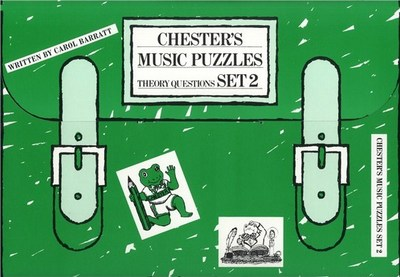 Chesters Music Puzzles Set 2