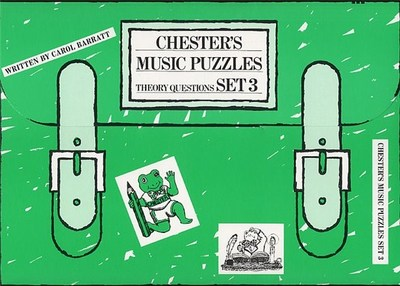 Chesters Music Puzzles Set 3