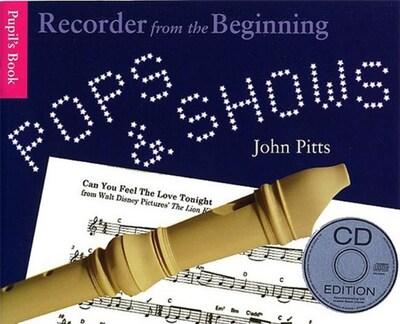 Recorder From The Beginning Pops Pupils BK/CD