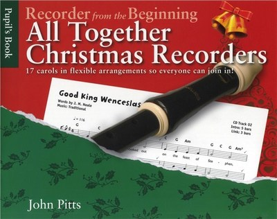 Recorder From The Beginning Xmas Pupils Book