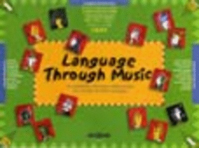 Language Through Music Bk 1 BK/CD