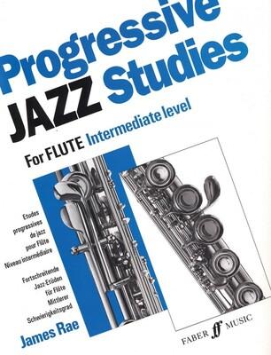 Progressive Jazz Studies For Flute Intermediate