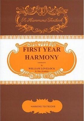 Lovelock - First Year Harmony