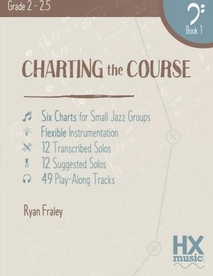 Charting The Course Bass Clef Book 1