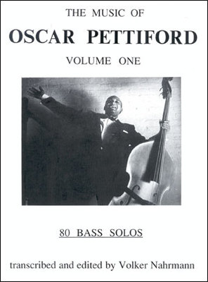 The Music Of Oscar Pettiford Vol 1 Double Bass