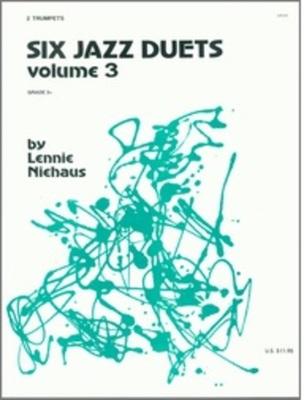 Jazz Duets 6 Vol 3 2tpt