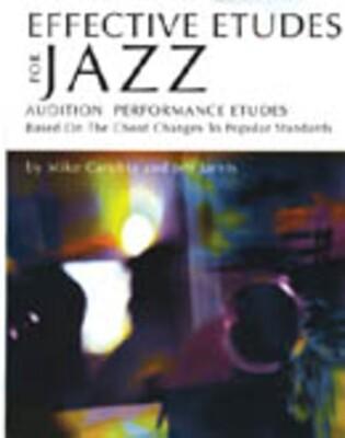 Effective Etudes For Jazz Trumpet BK/CD